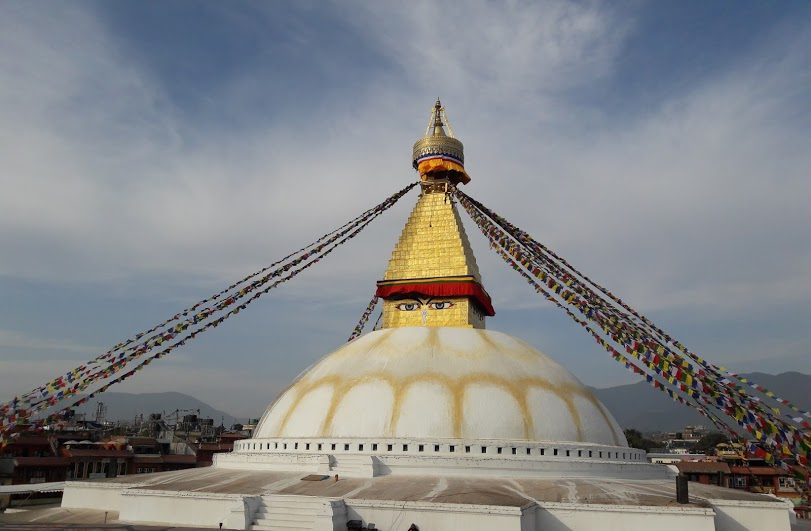 Boudhanath Tourist Attractions in Nepal
