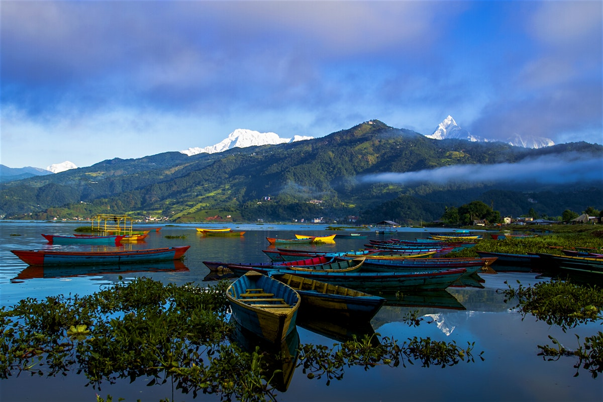 Pokhara Tourist Attractions in Nepal