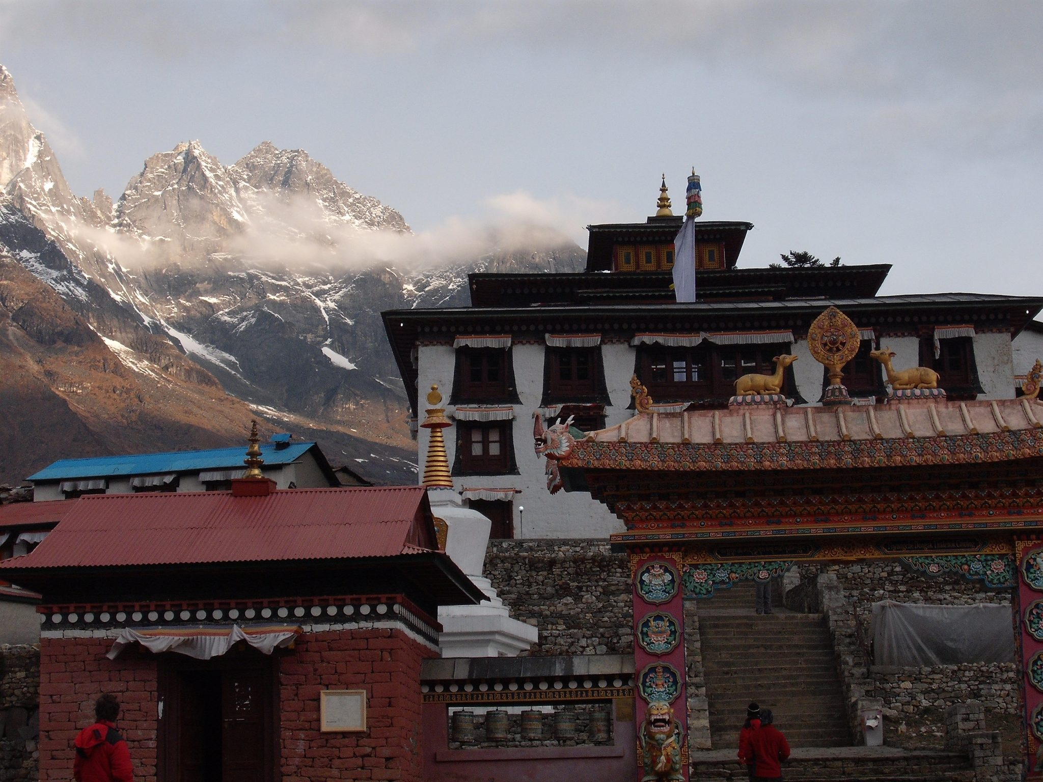 Tenboche Tourist Attractions in Nepal