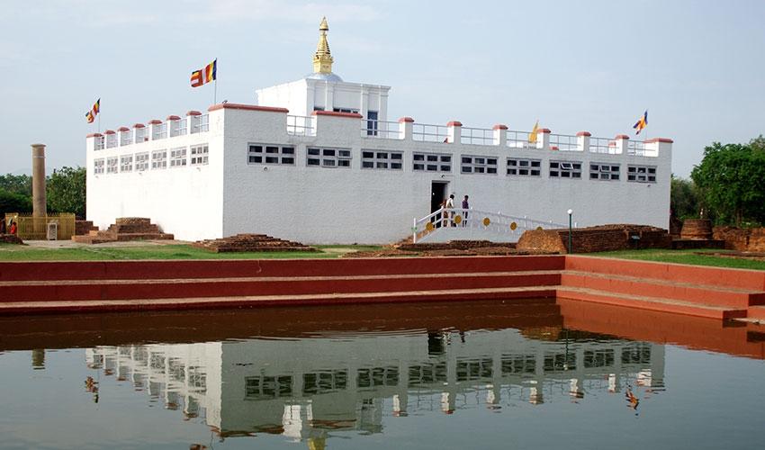 Lumbini Tourist Attractions in Nepal