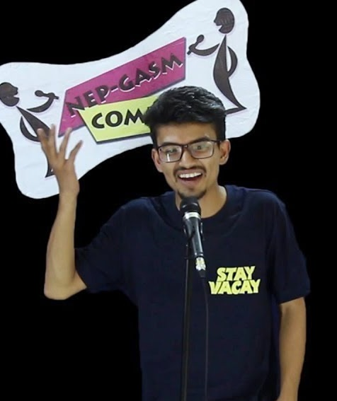 Doresh Khatiwada Nepali comedian