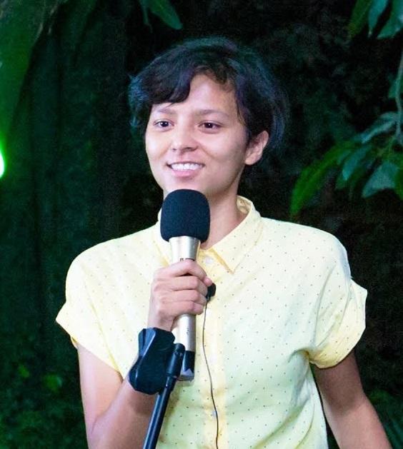 Namuna Giri Nepali Comedian