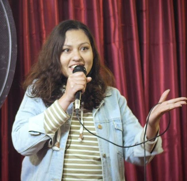 Sanju Katwal Nepali Comedian
