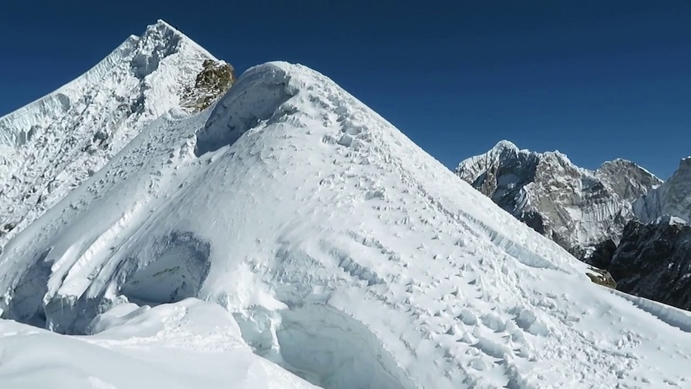 Lobuche Best Destination for Mountaineering in Nepal
