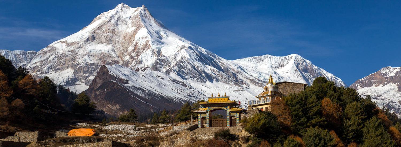 Manaslu Citcuit Trekking in Nepal