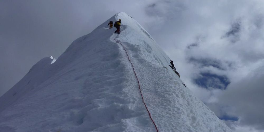 Island Peak Best Mountaineering Destination in Nepal